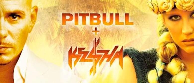 Pitbull and Kesha: CANCELLED