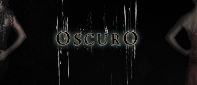 Oscuro: An Evening of Tango, Text and Imagery