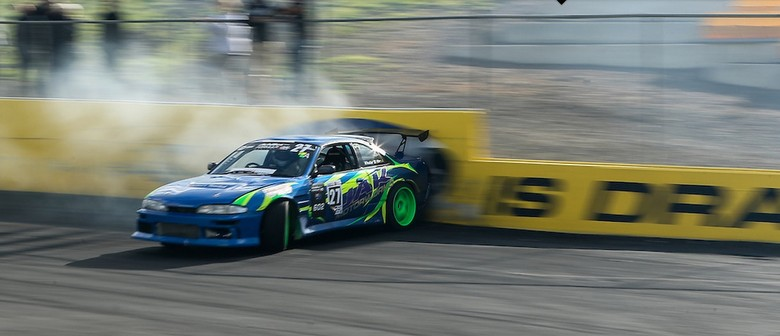 Roadking Chassis VicDrift Championship Round 2