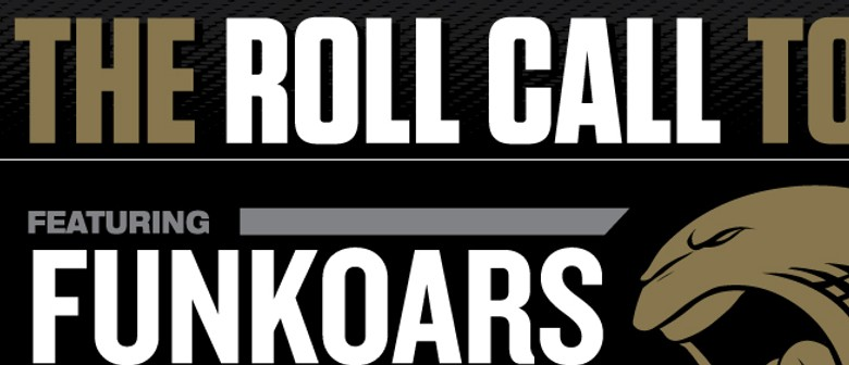 Funkoars, Vents, Briggs & K21: The Roll Call Tour