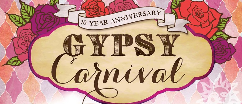 Gypsy Carnival presented by Veils of Gold