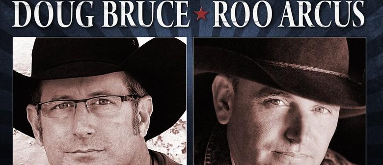 Doug Bruce and Roo Arcus