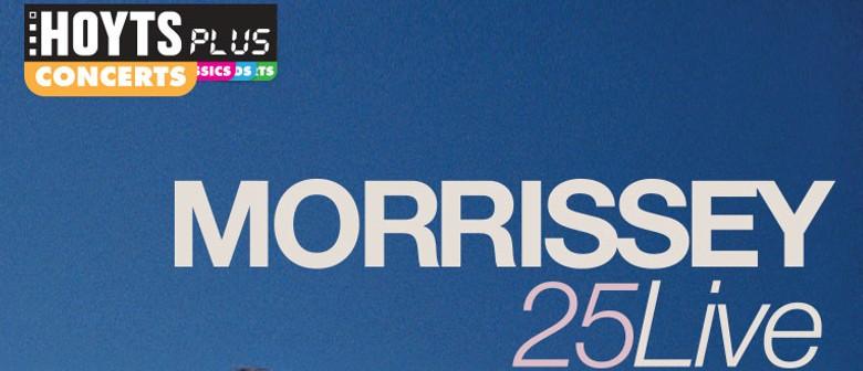 Morrissey 25: Live only at Hoyts