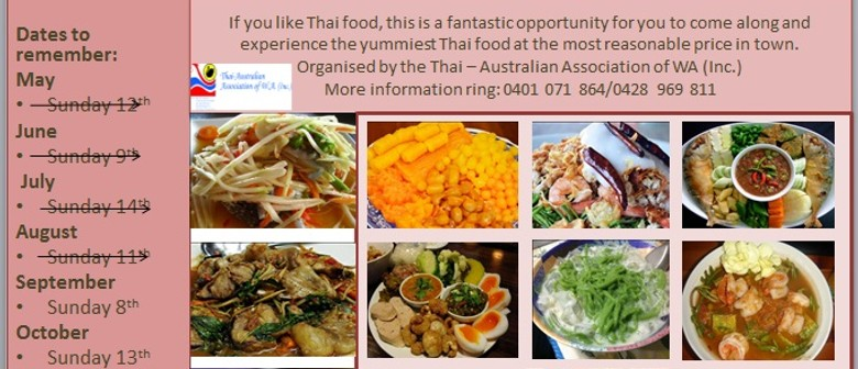 Thai Food Fete