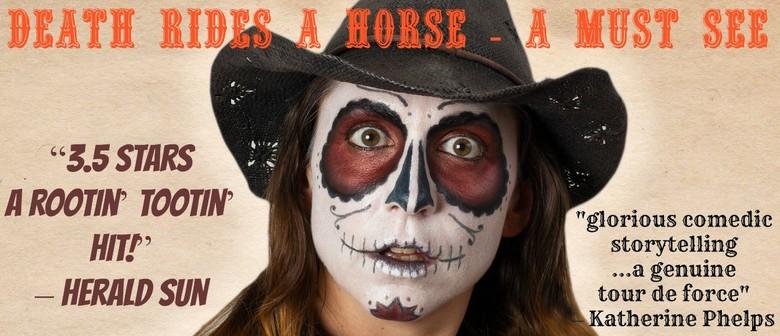 Rama Nicholas: Death Rides a Horse