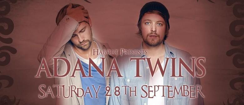 Habitat presents Adana Twins at Geisha