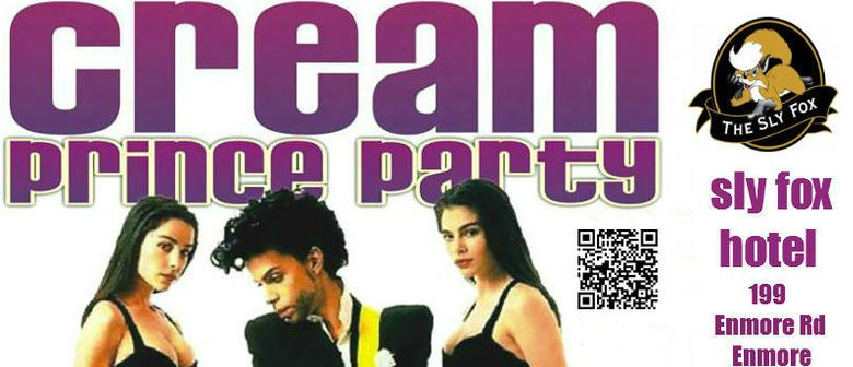 Cream: Prince Party