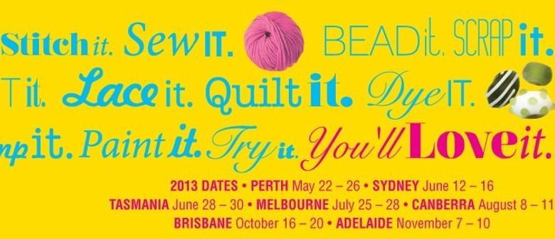 Craft and Quilt Fair