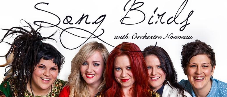Song Birds featuring Orchestre Nouveau: CANCELLED