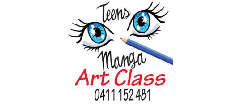 Art Class: Older Kids and Teens