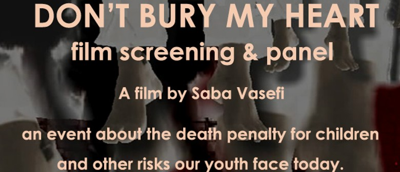 Don't Bury My Heart: Film Screening & Panel