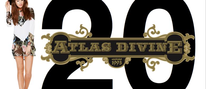 Atlas Divine 20th Anniversary Party
