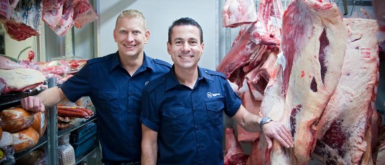 Hudson Meats Sausage Making Masterclass