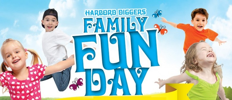 Family Fun Day at the Diggers