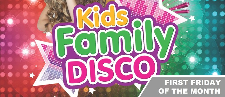 Free Kids Disco at the Diggers