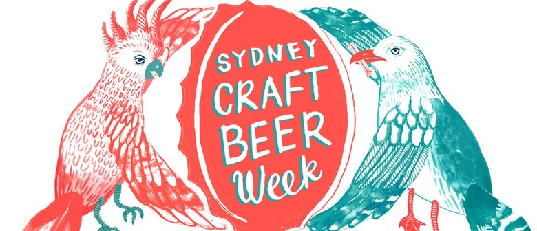 Sydney Craft Beer Week Launch Party