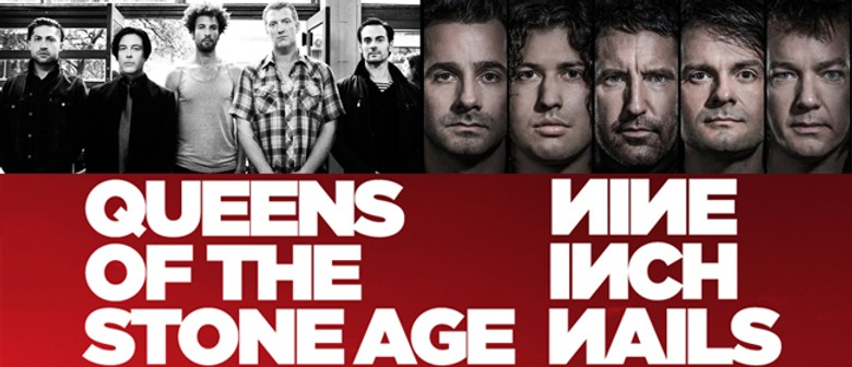 Nine Inch Nails and Queens Of The Stone Age