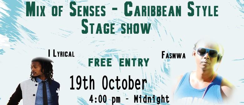 Mix Of Senses - Caribbean Style
