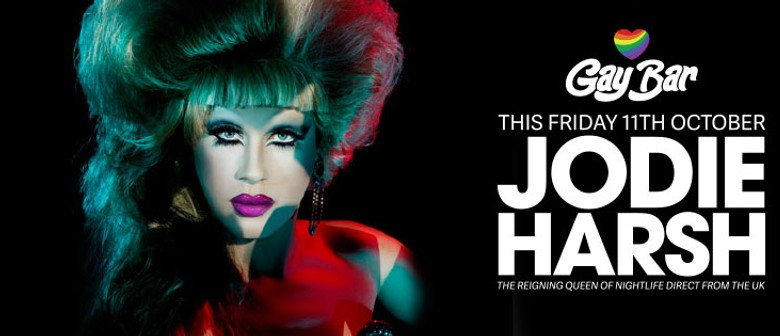 Jodee Harsh at The Gay Bar