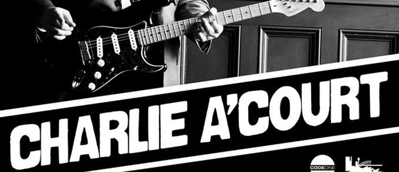 Charlie A'Court at Lizotte's – Newcastle (NSW)