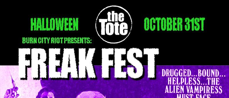 Halloween Freak Fest