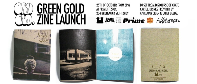 GRN GLD Launch Party