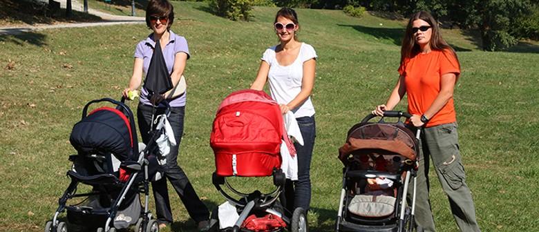 GLCH Children's Week Pram Walk 2013
