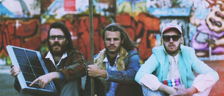 Urbantramper (NZ) - Your Lung Meridian - Video Release Tour