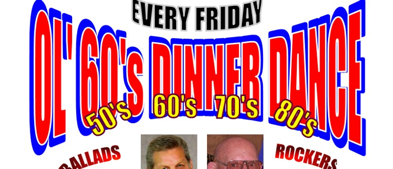 OL' 60's Dinner Dance Show