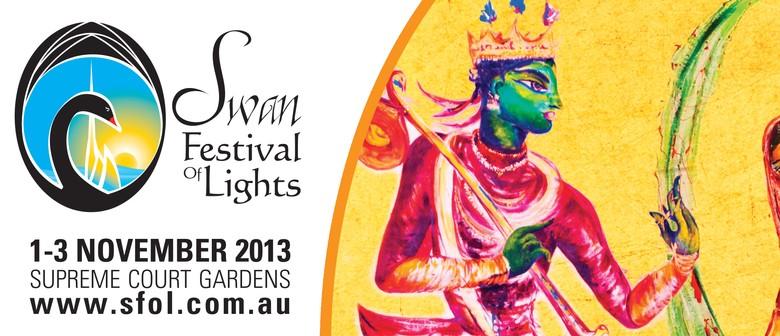 Swan Festival of Lights 2013