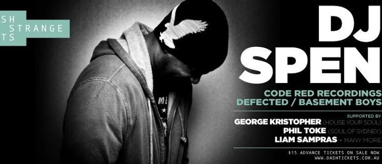 Goldfish and Paul Strange Presents DJ Spen