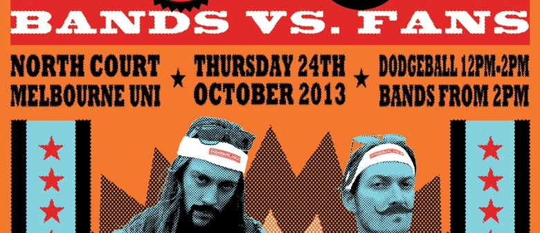 Pop Up Dodgeball x RES Denim supporting Movember