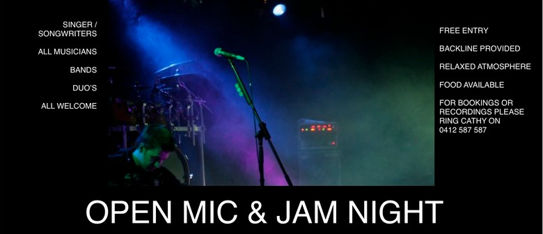 Open Mic and Jam