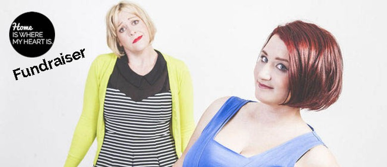 Comedy Fundraiser Double Bill - Andrea Gibbs & Bonnie Davies