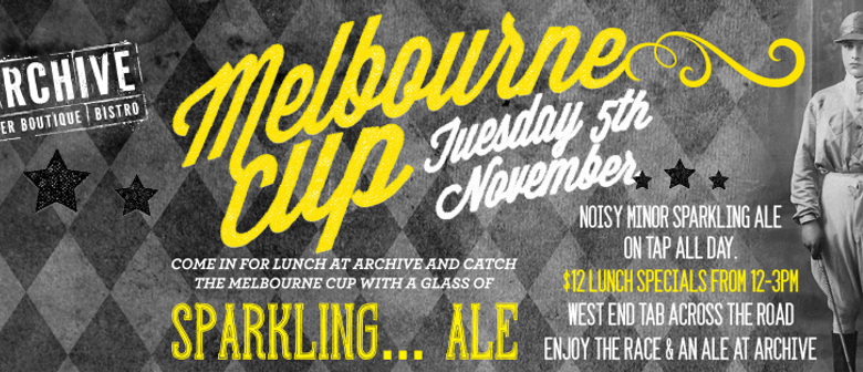 Melbourne Cup at Archive Beer Boutique