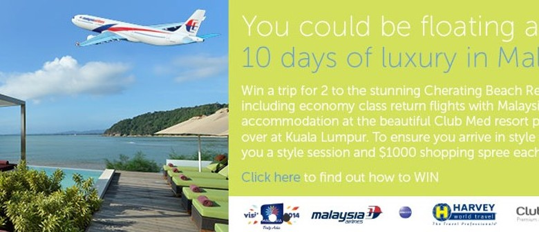 Spring into a Summer of Style and win a Malaysian Holiday wo