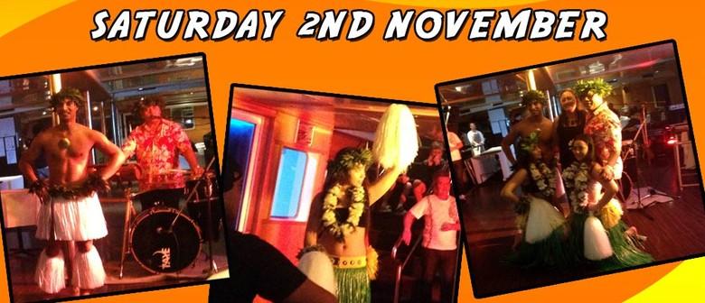 Dinner Cruise: Polynesian Dance Show