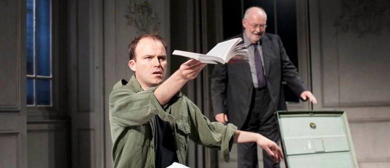 Hamlet- National Theatre