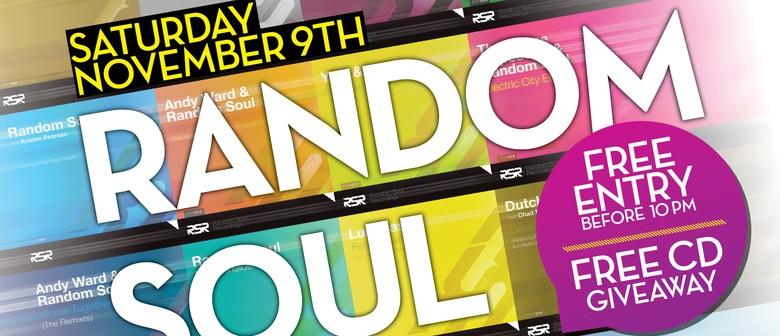 Random Soul Recordings 3rd Birthday