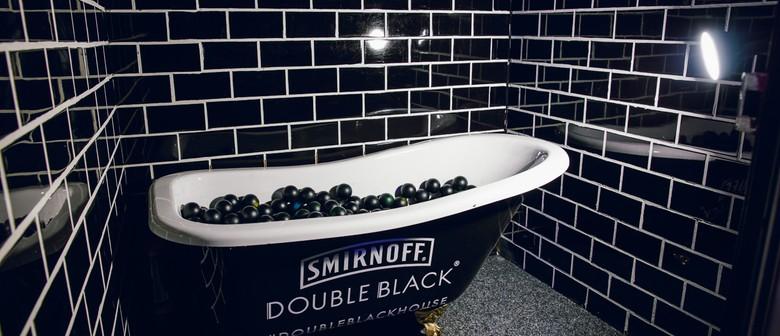 Smirnoff Presents #doubleblackhouse