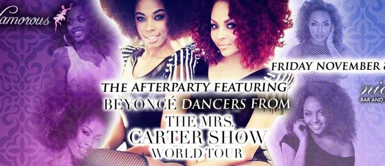 The Afterparty Featuring Beyonce's Dancers