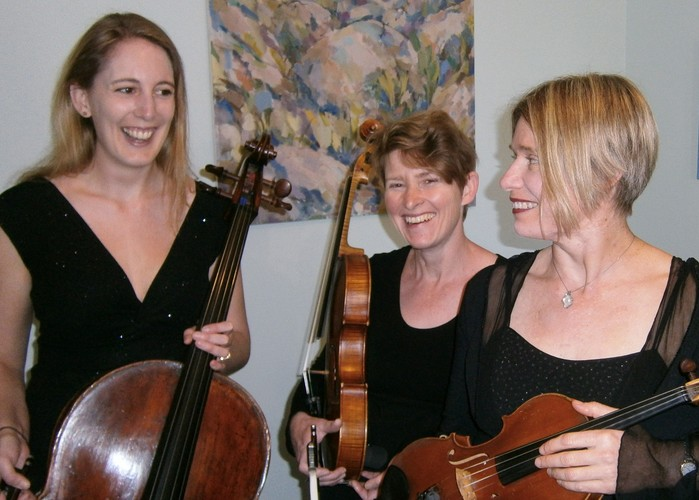 Caladenia ensemble wa musicians play mozart and haydn for 137 st georges terrace perth