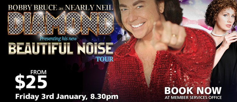 Nearly Neil starring Bobby Bruce