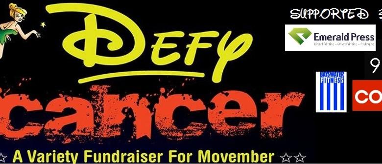 Defy Cancer II - Fundraising Disney Cabaret Spectacular!
