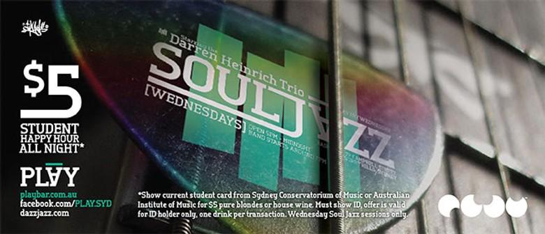 Soul Jazz ft. The Darren Heinrich Trio