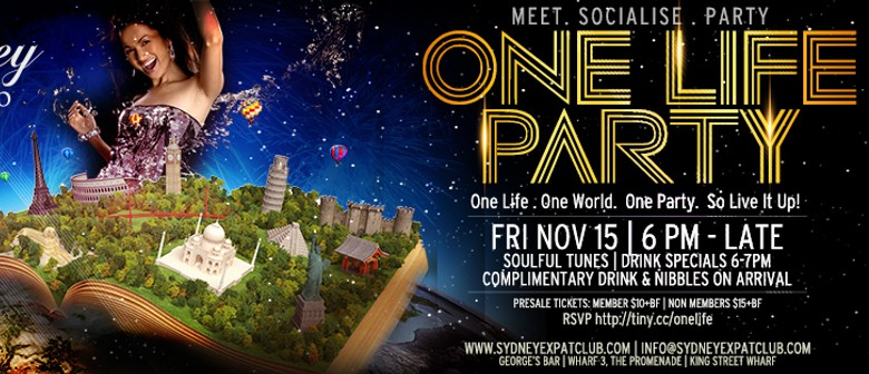One Life party