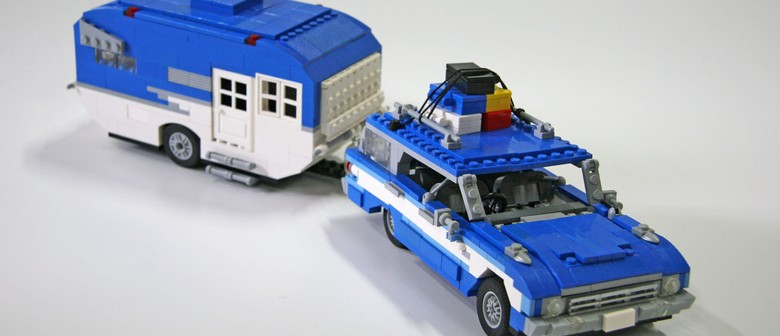 Bricks on Wheels - Lego Expo & Competition