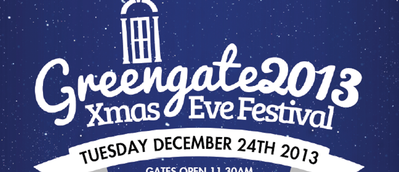 Greengate Christmas Eve Festival