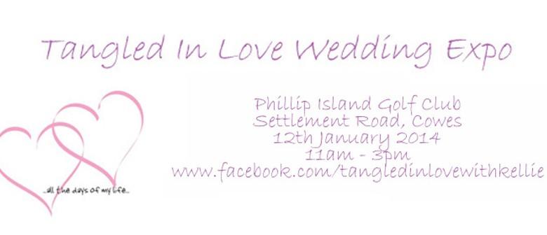 Tangled In Love Wedding Expo