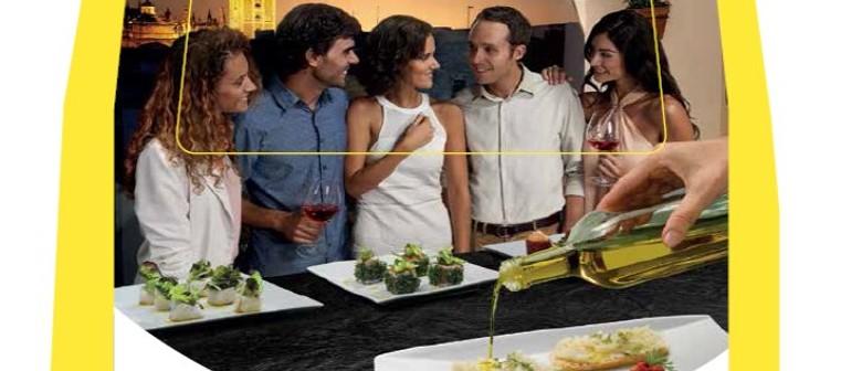 Olive Oils From Spain - Food Truck Tapas Sampling
